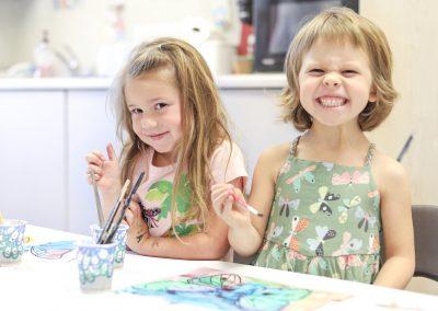 preschool kids co-op